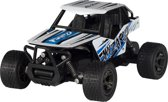 Wonky Cars Cross Country Buggy - Bestuurbare RC Auto - 2,4 GHz Blauw