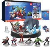 Disney Infinity 2.0 Marvel Super Heroes Starter Pack (Collector's Edition)