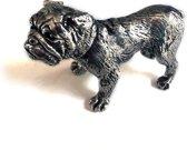 Beeldje - Engelse Bulldog Hond