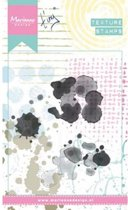 Marianne Design Cling Stempel Tinys stains MM1617
