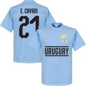 Uruguay Cavani Team T-Shirt - XS