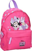 Minnie Mouse Pink Vibes | PVC Free Kinderrugzak - 6,1 l - Roze