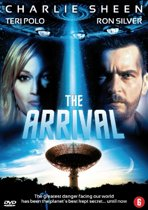 DVD cover van The Arrival