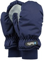 Barts Nylon Mitts Kids - Winter Handschoenen - Maat 3 - Navy
