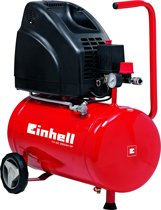 Einhell TH-AC 200/24 OF Compressor - 8 bar - 24 liter tankinhoud