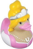 Deluxe Mini Pretty Princess Duck van Bud Duck: Mooiste Design badeend ter Wereld