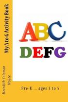 My A to G Activity Book