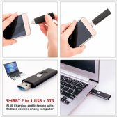 2 in 1 SPY USB Stick Voice Recorder microfoon 8GB + Micro USB aansluiting