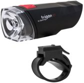 KOPLAMP XLC TRIGON LED BATT INCL. BEVESTIGING