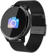 Optible Montre   smatwatch    Android & iOS   Zwart   App control   Stappenteller   Hartslagmeter