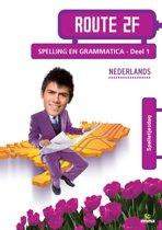 Route 2F deel 1 Spelletjesdag Spelling en Grammatica