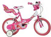 Kinderfiets - 16 inch - meisje - Winx
