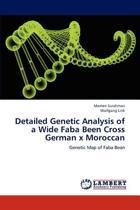 Detailed Genetic Analysis of a Wide Faba Been Cross German X Moroccan