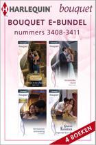 Bouquet e-bundel nummers 3408-3411, 4-in-1