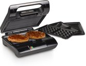 Princess Multi & Sandwich 117002 - Contactgrill - inclusief Wafelplaten