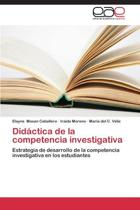 Did ctica de la Competencia Investigativa