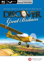 Discover Great Britain - FS X + 2004 Add-On - Steam Edition - Windows