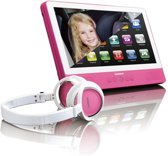 Lenco TDV-900 - Tablet / Portable DVD speler - Roze