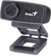 Genius FaceCam 1000X webcam 1 MP 1280 x 720 Pixels USB 2.0 Zwart