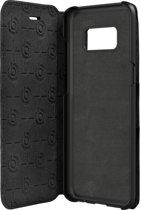 bugatti Booklet case Parigi for Galaxy S8 black