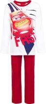 Cars Pyjama maat 4 (104cm) - rood