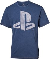 Playstation - Faux Denim Men s T-shirt - S