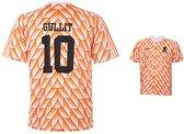 EK 88 Voetbalshirt Gullit 1988-L