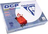6x Clairefontaine DCP presentatiepapier A4, 100gr, pak a 500 vel