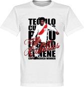 Teófilo Cubillas Legend T-Shirt - XXXL