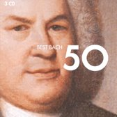 Various Artists - 50 Best Bach