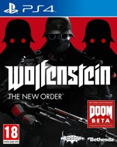 Wolfenstein: The New Order - PS4