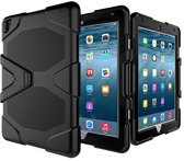 Survivor Tough Shockproof Full Body case hoesje zwart iPad mini 1 2 3