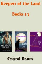 Keepers of the Land: Books 1-3