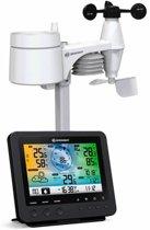 Bresser 5-in-1 Weerstation - Incl. Wifi - Barometer -
