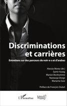 Discriminations et carrières