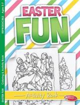 Easter Coloring & Activity Bk
