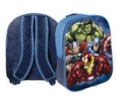Avengers rugzak 29 x 24 x10cm