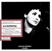 Puccini: La Boheme (Sung In German