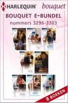 Bouquet nummers 3296 - 3303, 8-in-1