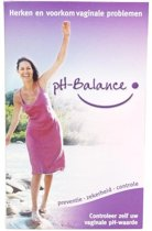 pH-Balance Vaginale Zelftest