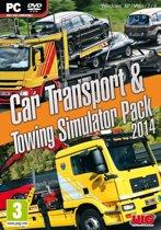 Car Transport & Towtruck Simulator 2014 - Windows