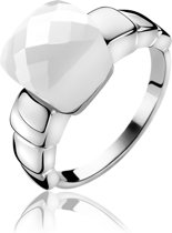 Zinzi Ring  - Dames - Zilver - 16.50 mm (52)