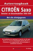 vraagbaak Citroen Saxo deel Benzine- en dieselmodellen 1996-1999