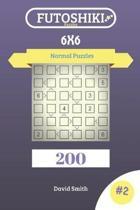 Futoshiki Puzzles - 200 Normal Puzzles 6x6 Vol.2