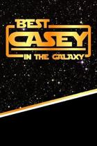 The Best Casey in the Galaxy