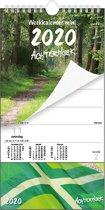 Weekkalender mini 2020 - Achterhoek - 1 week/1 pagina