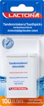 Lactona Intersticks - 100 st - Tandenstoker