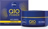 NIVEA Q10 Power Anti-Rimpel 35+ - Nachtcrème - 50 ml