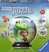 Ravensburger Disney The Good Dinosaur - 3D Puzzel van 72 stukjes