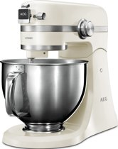 AEG UltraMix KM4100 - keukenmachine- Crème